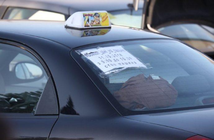 Сотни машин застыли в пробке возле Двух Столбов – автомобилисты бойкотируют цены на топливо