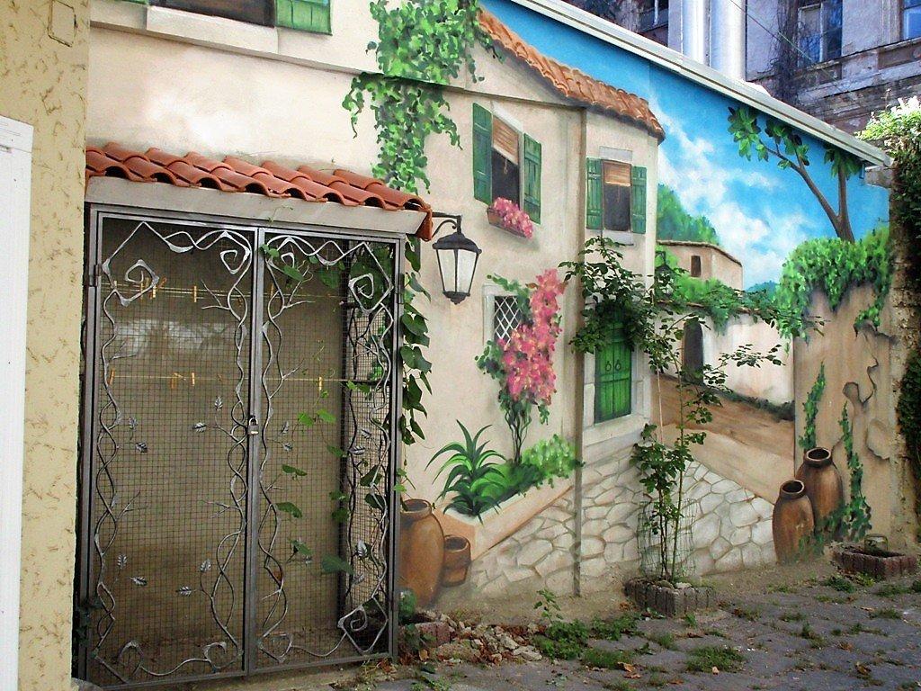 дворик на улице гоголя