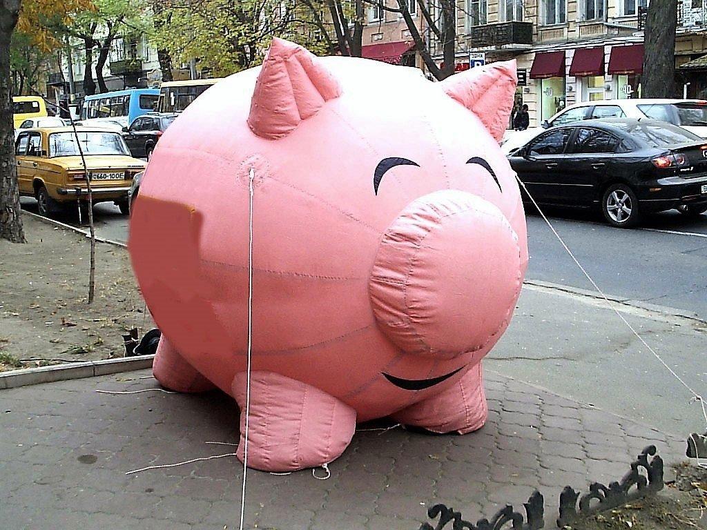 свинья-копилка