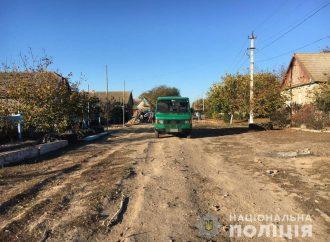 Годовалый малыш попал под колеса микроавтобуса на юге Одесской области