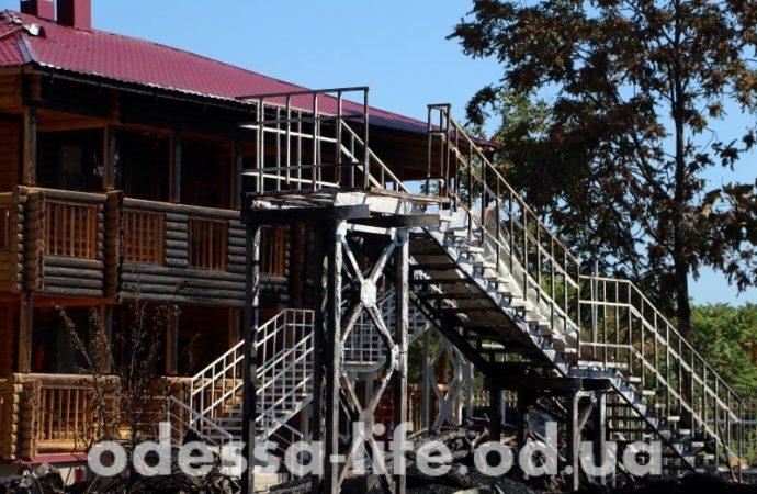«Сгоревший корпус «Виктории» нуждался в повторной обработке» – подрядчик