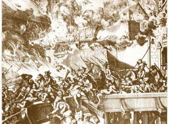 Ко Дню украинского казачества. Как украинские казаки Вену освобождали