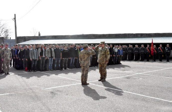Осенний призыв продлится еще 2,5 месяца, 290 одесситов уже в армии