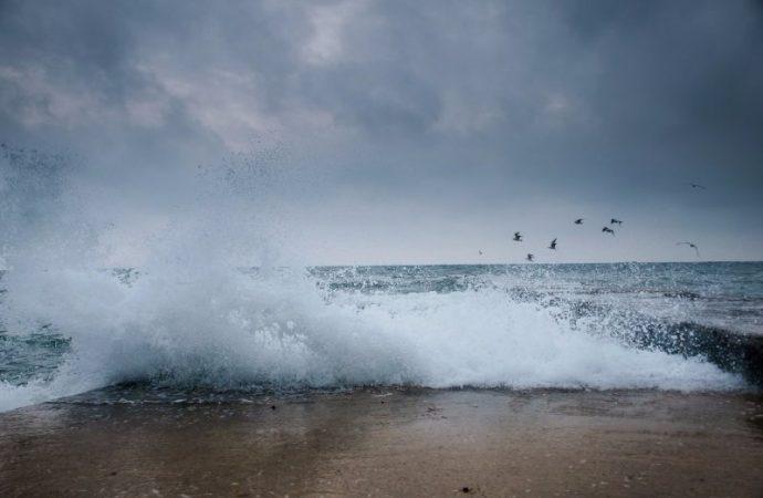 Погода 24 октября. Вместе с дождем в Одессу придет значительное похолодание