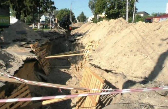 Передано в суд дело о недостроенном водопроводе и хищении 2 млн. грн.