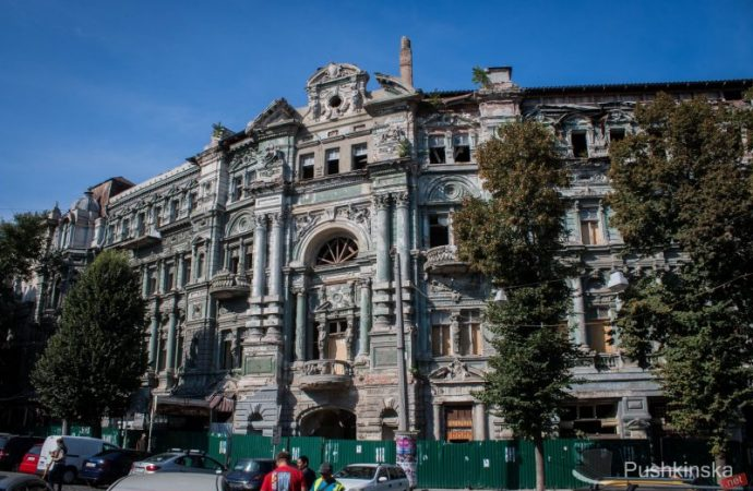 Новый поворот в судьбе Дома Руссова: Верховный суд вернул его прежнему владельцу