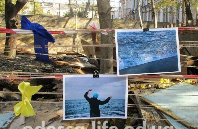 День Черного моря в Одессе отметили свободным творчеством