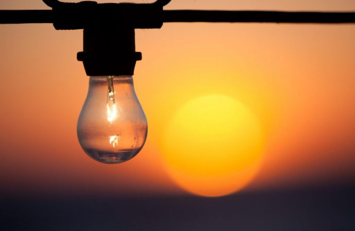 Отключения света продолжаются в Одессе