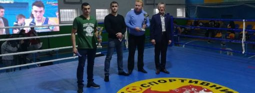 Аккерманский спортсмен стал четырехкратным чемпионом Украины по боксу среди молодежи