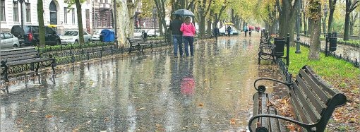 Одесситов ждет дождливая среда – прогноз погоды на 7 октября
