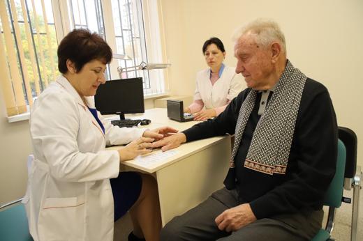 Два новых отделения семейной медицины открыли в Приморском районе