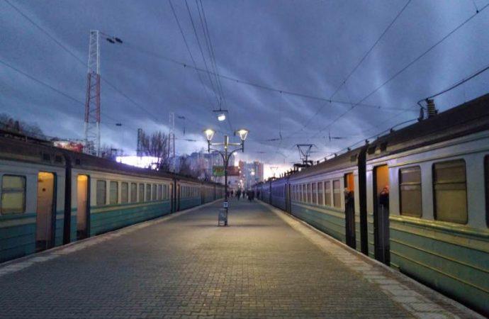 Отменены несколько поездов в Одессу и из города на 31 декабря и 1 января