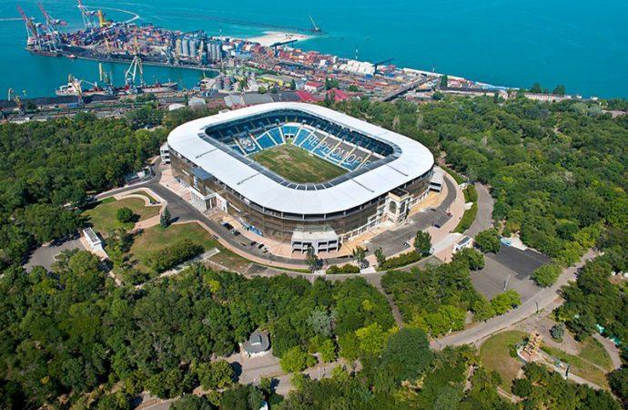 «Черноморец» сыграет с Арсеналом в Одессе, несмотря на отключение тепла на стадионе