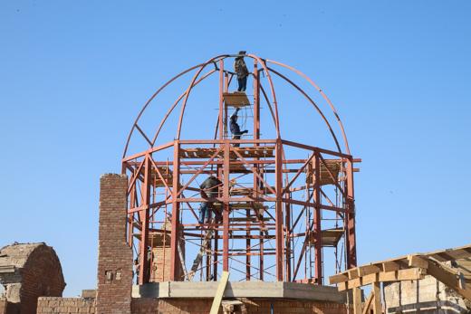 реконструкция дома руссова