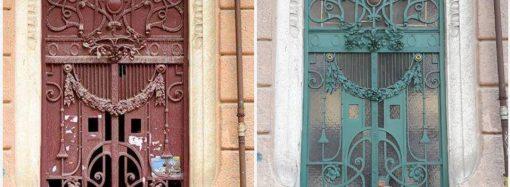 «Save Old Doors» – горожанам предлагают спасти старинные одесские двери