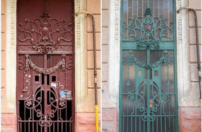 «Save Old Doors» — горожанам предлагают спасти старинные одесские двери