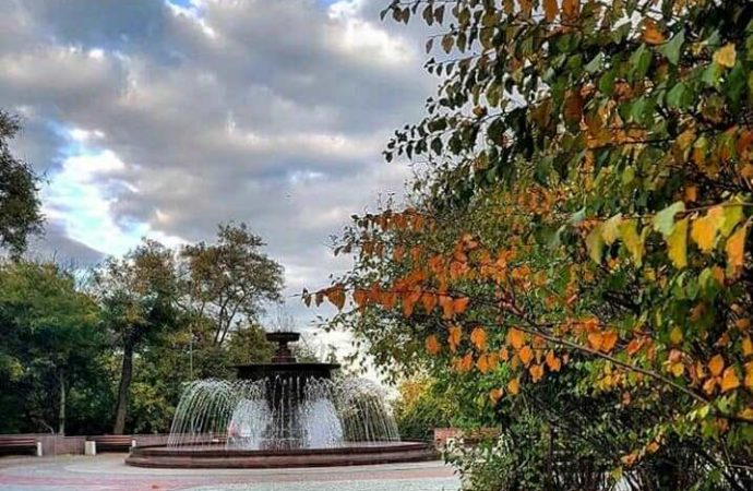 Погода 6 ноября. Новый антициклон обеспечит отсутствие дождей