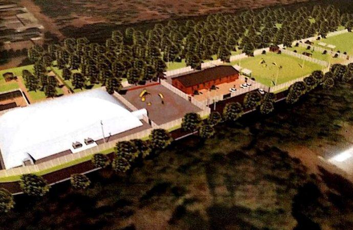 «Общественный бюджет»: в парке 411-й батареи построят спортивный центр для собак