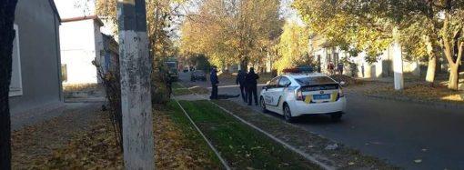 Спецоперация на Слободке: убит подозреваемый и не ходит трамвай (ОБНОВЛЕНО, ВИДЕО)