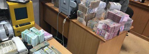 Центр для «отмывания» денег с 50-миллионным месячным оборотом «прикрыли»в Одессе