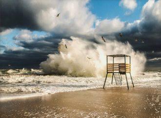 Погода 16 ноября. Штормовое предупреждение: ожидается снижение температуры и шквальный ветер