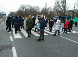 Жители пригорода Одессы после смертельного ДТП перекрыли оживленную трассу