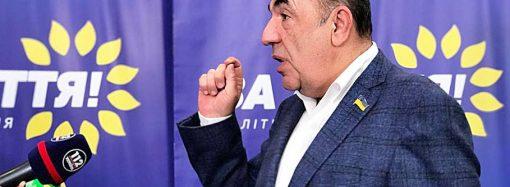 Рабинович нашёл «ключ к миру» в Украине