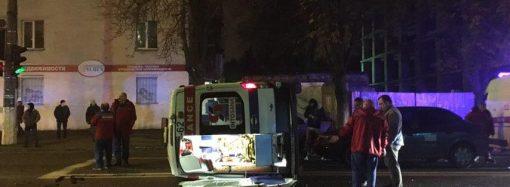 ДТП со «скорой»: начато два расследования, двое пострадавших остаются в больнице