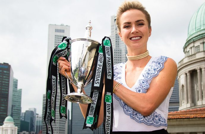 Одесская теннисистка после знаковой победы стала «Гордостью Украины»