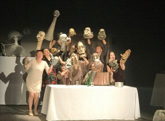 """""""Бабы Бабеля"""": в Театре кукол премьера по рассказам легендарного писателя"""