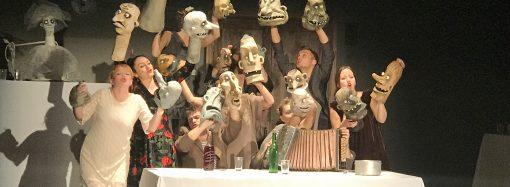 «Бабы Бабеля»: в Театре кукол премьера по рассказам легендарного писателя