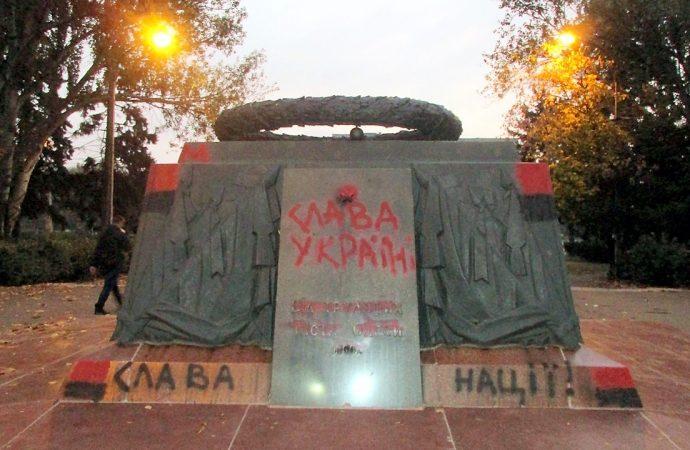 «Непобежденная территория революции» живет в Одессе до сих пор