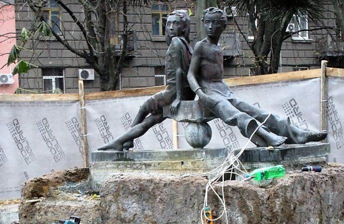 Одесских Петю и Гаврика решили «подлечить»