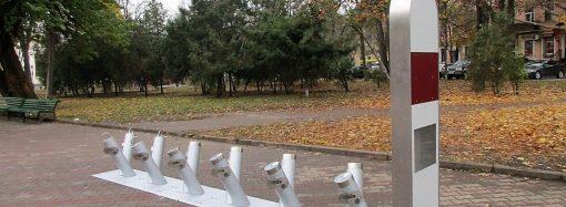 На Соборной площади появилась станция велопроката