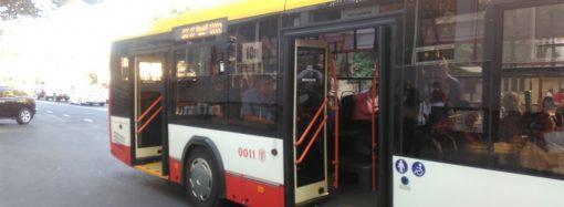 Один троллейбусный маршрут остановлен и два сокращены из-за ремонта в центре города