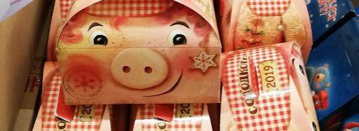 Одесса уже готова к «праздничному свинству»