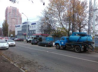 Потоп на Львовской ликвидирован