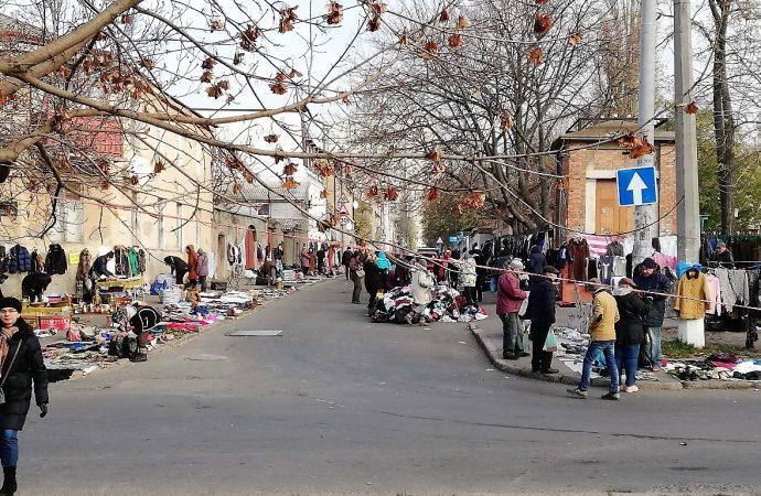 Вечно уместный торг: как это происходит в окрестностях одесской Староконки