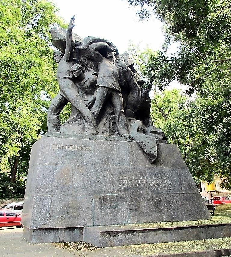 памятник потемкинцам