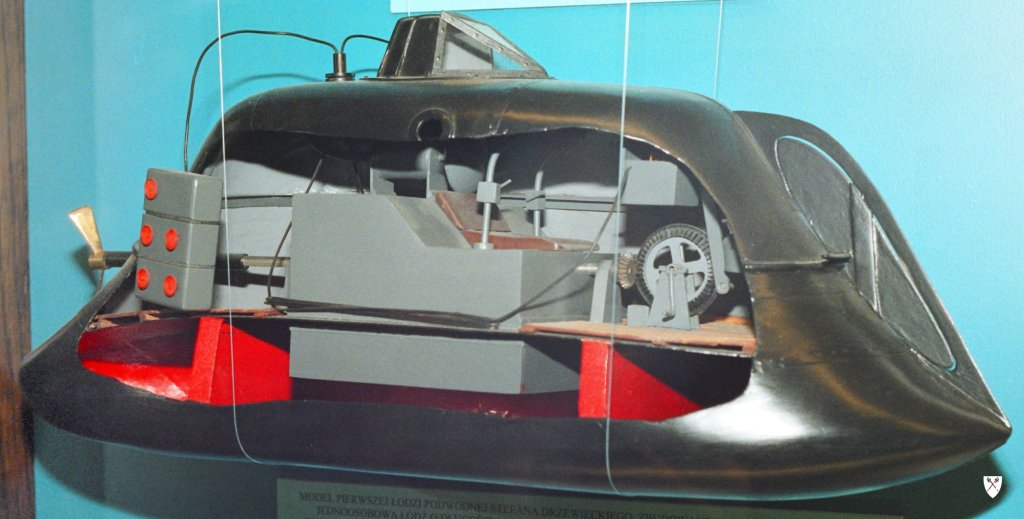 первая подводная лодка джевецкого
