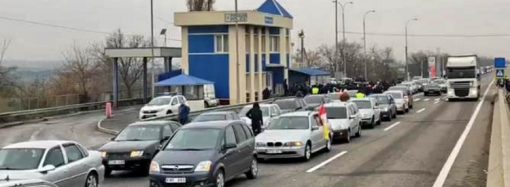 """Нацполиция сделала предупреждение владельцам """"евроблях"""", которые перекрывали Киевскую трассу"""