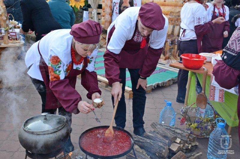 фестиваль борща