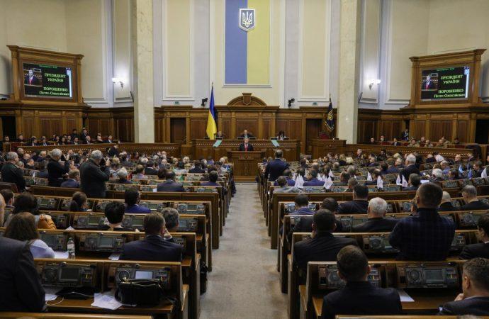 Военное положение введено на Одесчине и еще в 9 областях Украины