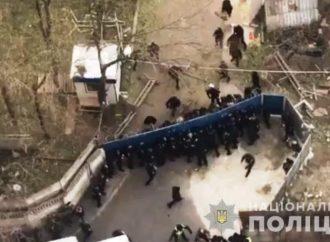 Конфликт на Гагаринском плато: есть пострадавшие, задержаны 19 человек (ВИДЕО)
