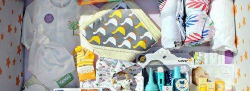 Маленькие одесситы получили две тысячи «пакетов малыша»