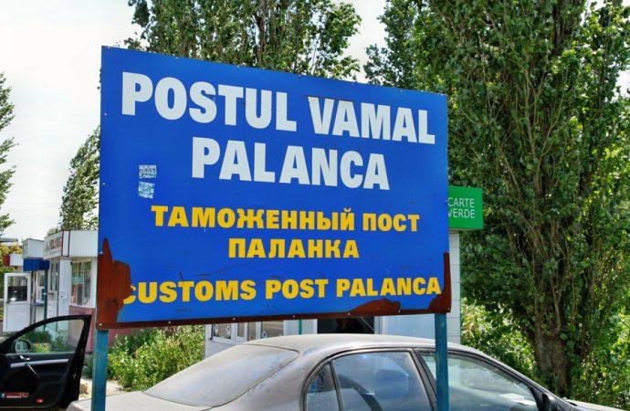 КПП «Паланка» с понедельника закроется на реконструкцию на полтора месяца