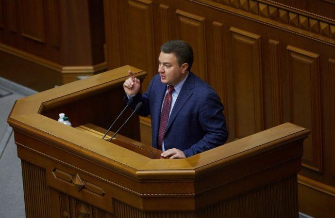 «Відродження» вимагає викликати Коболєва в Раду через недопущення Рахункової палати до аудиту «Нафтогазу»
