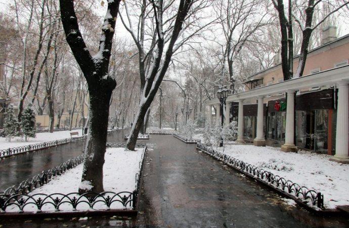 Погода 9 января. Существенных осадков не ожидается