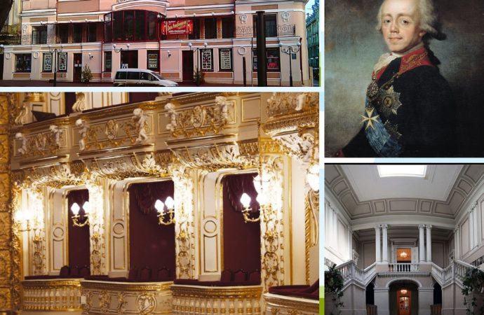 Где живут знаменитые фантомы Одессы