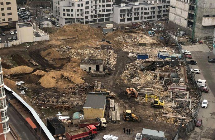 На стройке в Одессе погиб молодой рабочий